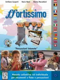Partition e Parties Perc Fortissimo Percussioni (intonate)