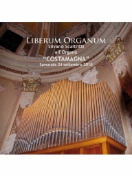Partition e Parties CD Liberum Organum