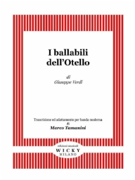 Partitura e Parti Repertorio italiano I Ballabili dell'Otello