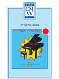 Partition e Parties Formazioni miste Holiday Concert