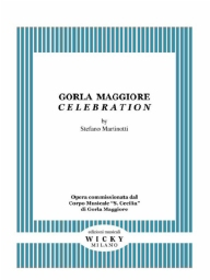 Score and Parts Junior Band  Gorla Maggiore Celebration