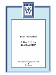 Score and Parts Classical Transcriptions Aria sulla quarta corda