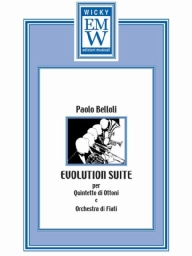 Partitura e Parti Quintetto di ottoni Evolution Suite