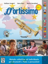 Score and Parts Strumenti vari Fortissimo Tromba
