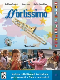 Score and Parts Educational Fortissimo Trombone