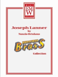 Score and Parts Brass Quintet Joseph Lanner (Polka)