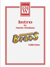 Score and Parts Brass Quintet Intro