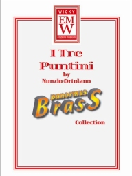 Score and Parts Brass Quintet I tre Puntini