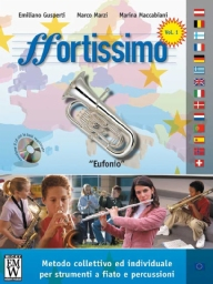 Score and Parts Educational Fortissimo Euphonium