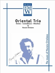 Score and Parts String Orchestra OrientalTrio