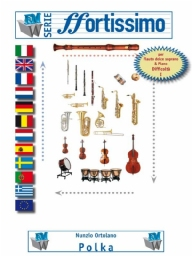 Score and Parts Recorder Polka