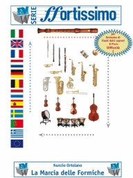 Score and Parts Recorder La Marcia delle Formiche