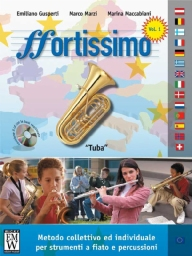 Score and Parts Educational Fortissimo Tuba