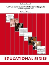 Score and Parts Educational Capricci armonici sopra la Chitarra Spagnola