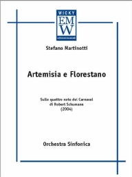 Score and Parts Orchestra Artemisia e Florestano