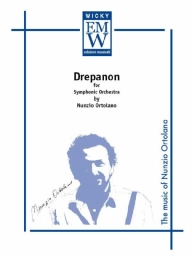 Score and Parts Orchestra Drepanon