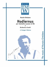 Score and Parts String Orchestra Hodiernus