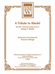 Score and Parts Classical Transcriptions A Tribute to Händel