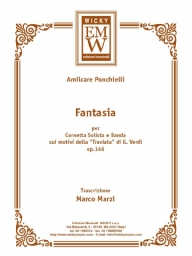 Partition e Parties Trompette Fantasia Op.146