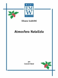 Score and Parts Christmas Music Atmosfera Natalizia