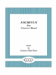 Score and Parts Brani originali Exortus