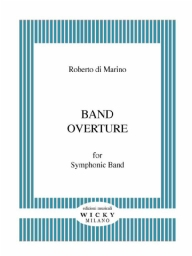 Score and Parts Junior Band  Band Overture