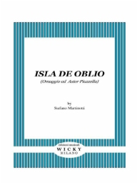 Score and Parts Brani originali Isla de Oblio (Second Part)