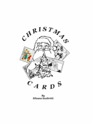 Score and Parts Christmas Music Christmas Cards