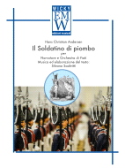 Score and Parts Narrator and Concert Band Il Soldatino di Piombo