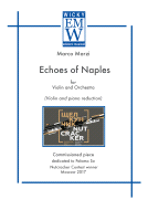 Score and Parts Solista e piano Echoes of Naples