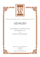 Score and Parts Classical Transcriptions Adagio