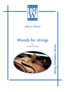 Partition e Parties Orch à Cordes Moods for strings